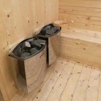 Sauna Room Equipment